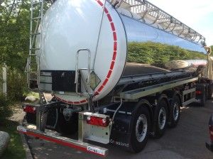 Tanker Hire Cheshire